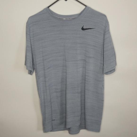 Nike Other - Nike Pro training dri-fit. Shirt.size large